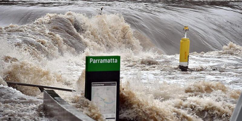 Avustralya'da sel: 3 ölü