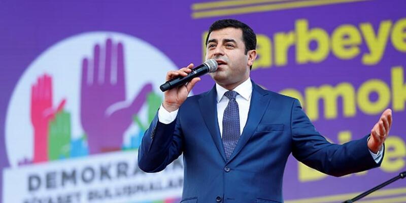 Demirtaş, Erdoğan'ın o sözlerini hedef aldı: Irkçı bir söylem