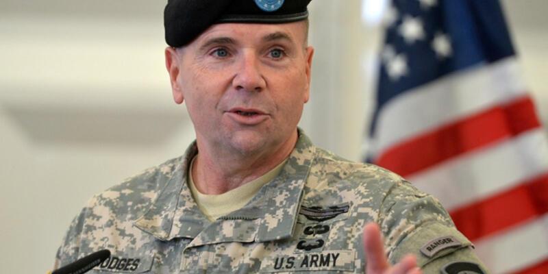 ABD'li komutan: Rusya'yı caydırmak için gerçek asker gerekir