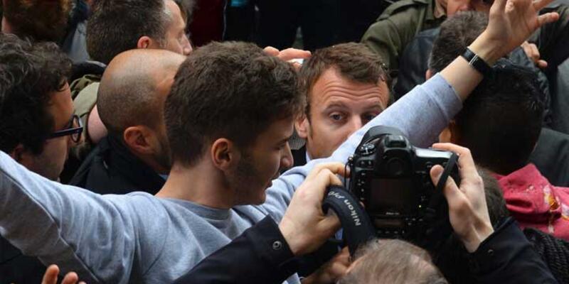 Fransa ekonomi bakanına yumurtalı saldırı