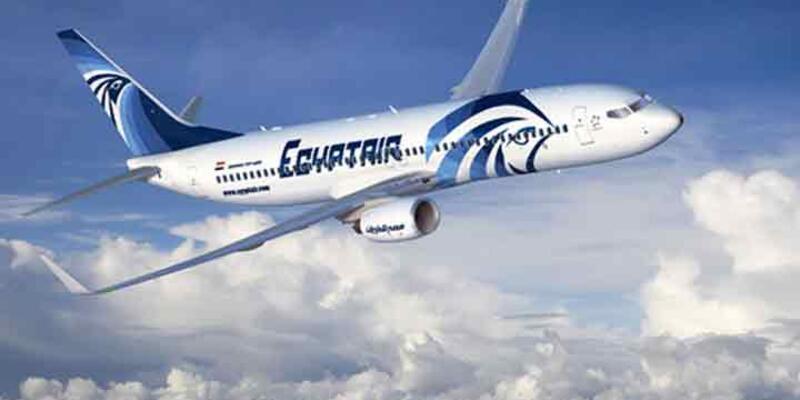 Mısır yolcu uçağına bomba ihbarı