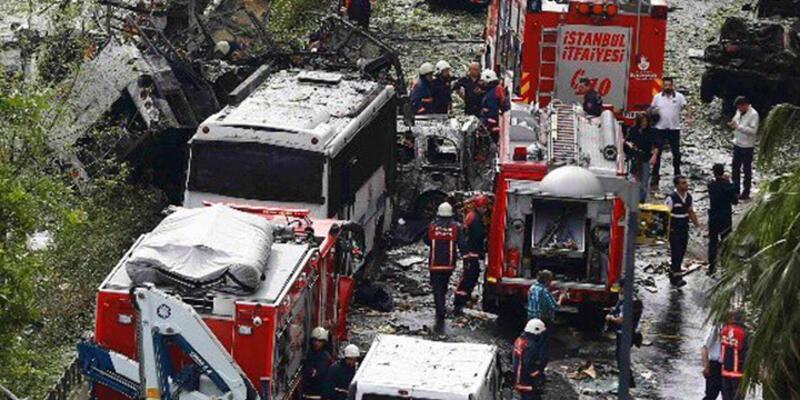 Vezneciler'deki bombalı saldırının faili belli oldu