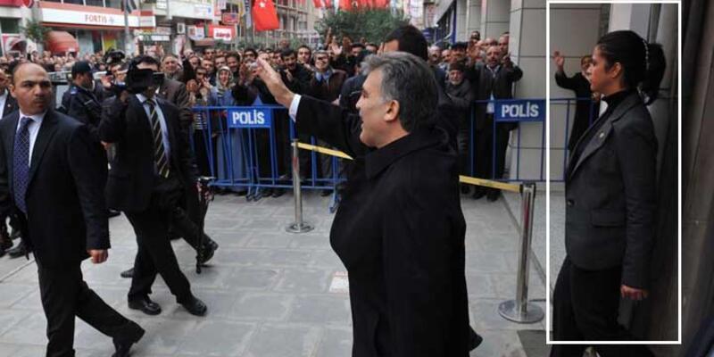 Abdullah Gül: Şerife'nin şehit düştüğünü büyük üzüntüyle öğrendim
