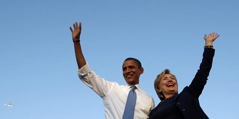 Obama Hillary Clinton'a desteğini açıkladı