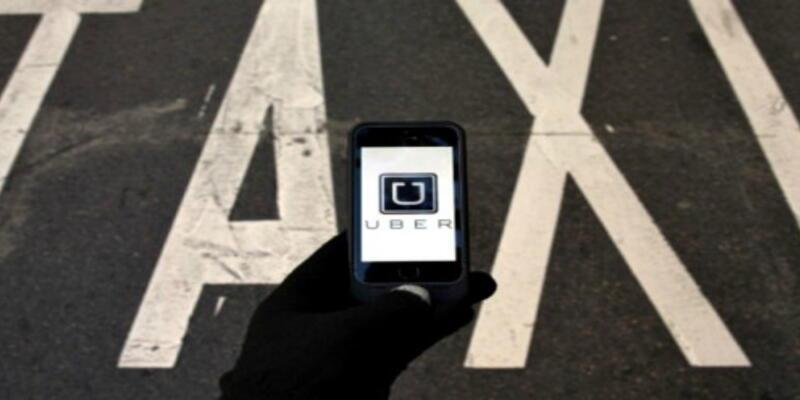 Fransa Uber'in üstünü çizdi