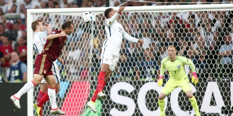 İngilizler uzatmada yıkıldı... Euro 2016: İngiltere - Rusya: 1-1