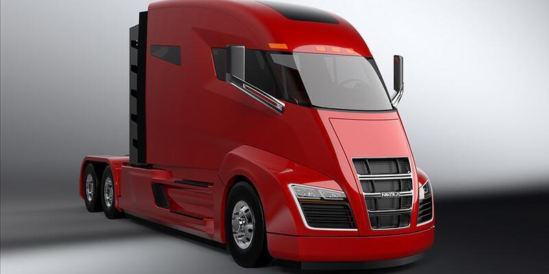 Elektirkli kamyon gerçek mi oluyor?