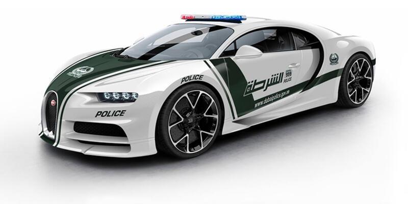 Dubai Polisi için taze kan mı?
