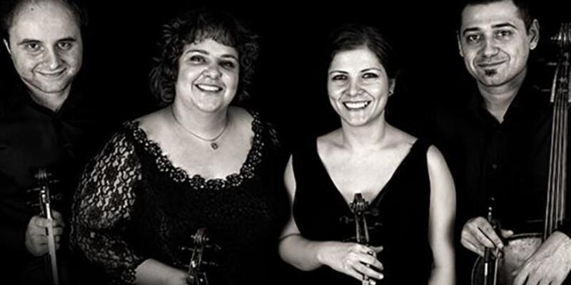 Lepidus Quartet ve Can Çakmur 27 Haziran'da CKM'de sahne alacak