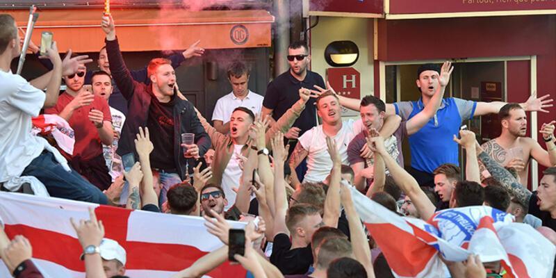 Slovakya-Rusya maçından sonra olaylar çıktı