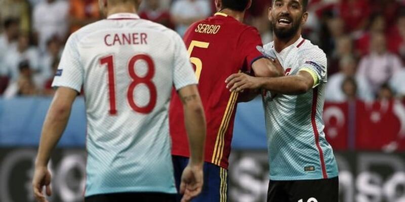 Türkler ıslıkladı, İspanyollar alkışladı