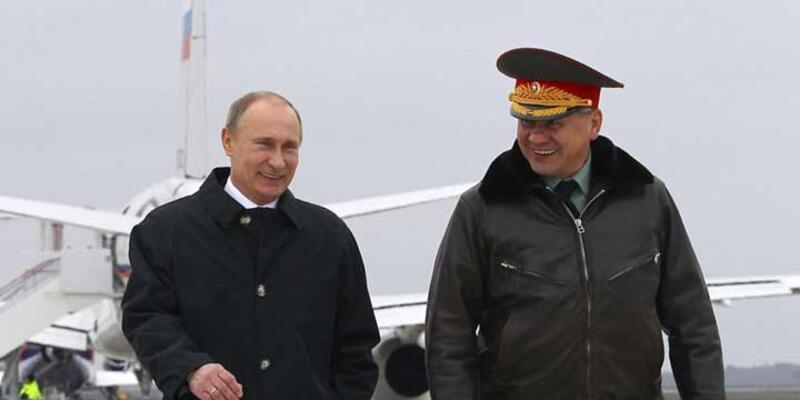 Rusya Savunma Bakanı Esad'ı ziyaret etti