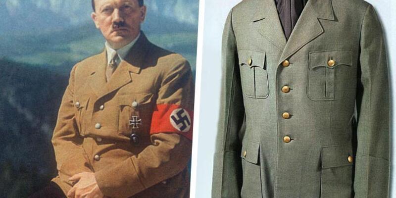 Hitler'in ceketi 275 bin, Göring'in çamaşırı 3 bin Euro'ya satıldı