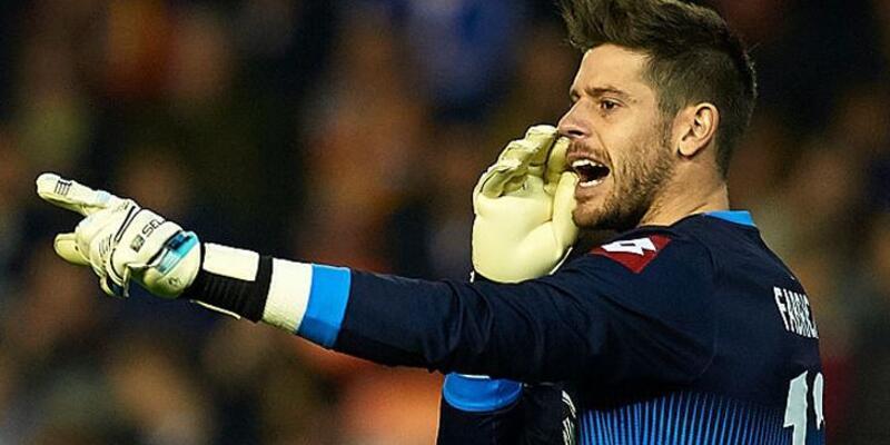 Beşiktaş'ın anlaştığı Fabricio'nun yedek kulübesinde geçen kariyeri