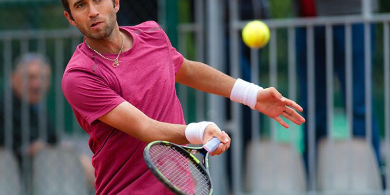 Marsel İlhan Wimbledon'a elemelerde veda etti