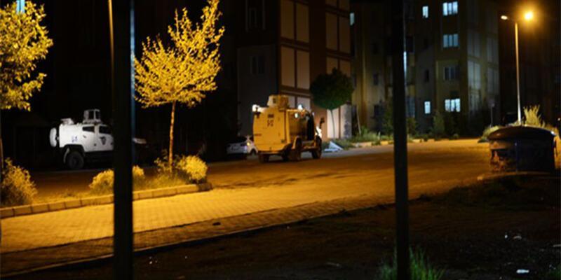 Beytüşşebap'ta polise saldırı