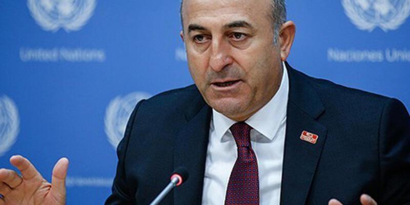 Mevlüt Çavuşoğlu'ndan telefon diplomasisi