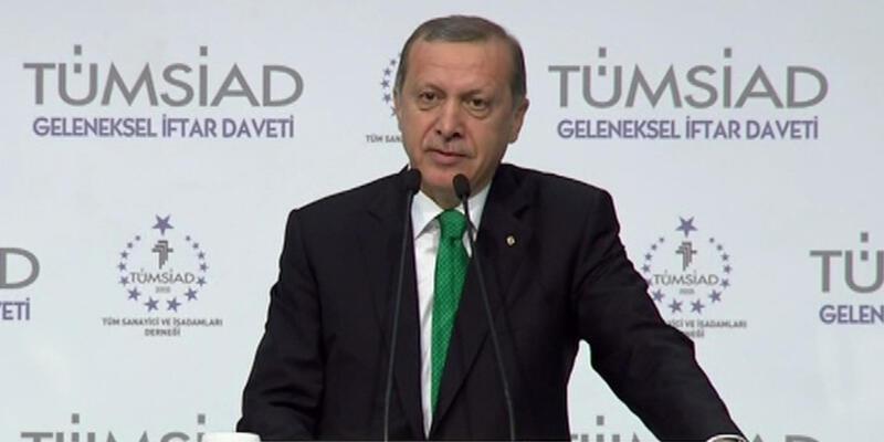 Cumhurbaşkanı Erdoğan: Türkiye'ye yapılan uygulama İslamofobiktir