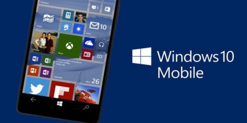 Windows 10 mobil yükselişte