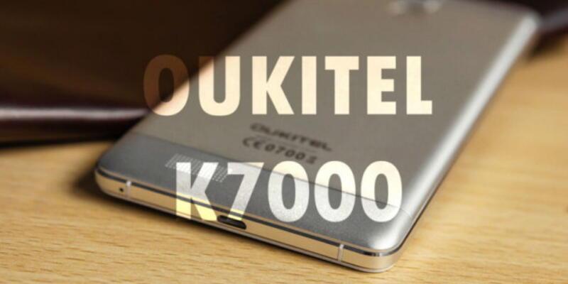 Oukitel'den uzun pil ömrüne sahip akıllı telefon