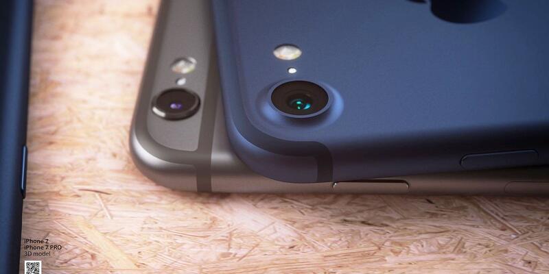 iPhone 7'nin renk seçenekleri neler?