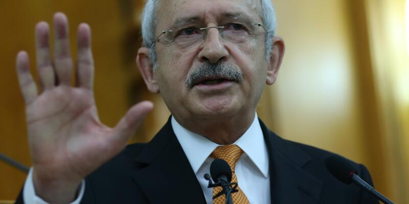 Kılıçdaroğlu'ndan Binali Yıldırım'a IŞİD'le ilgili 11 soru