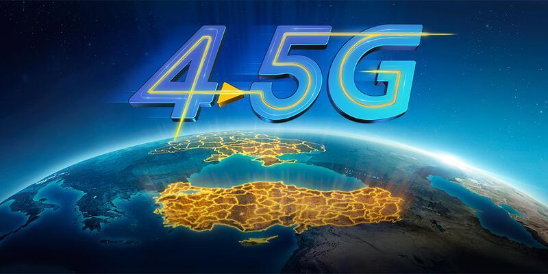 4.5G data trafiği yüzde 32 arttı