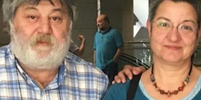 Gazeteci Ahmet Aziz Nesin tahliye edildi