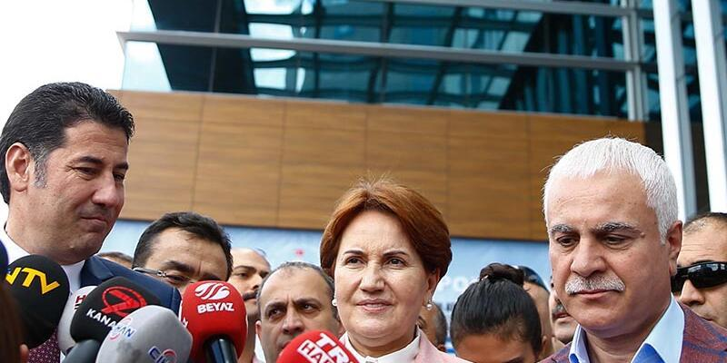 MHP'li muhaliflerden ortak açıklama: 'Kurultayı en kısa sürede toplayacağız'
