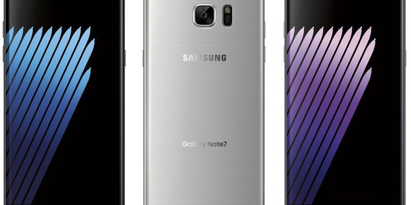 Galaxy Note 7'nin tasarımı nasıl olacak