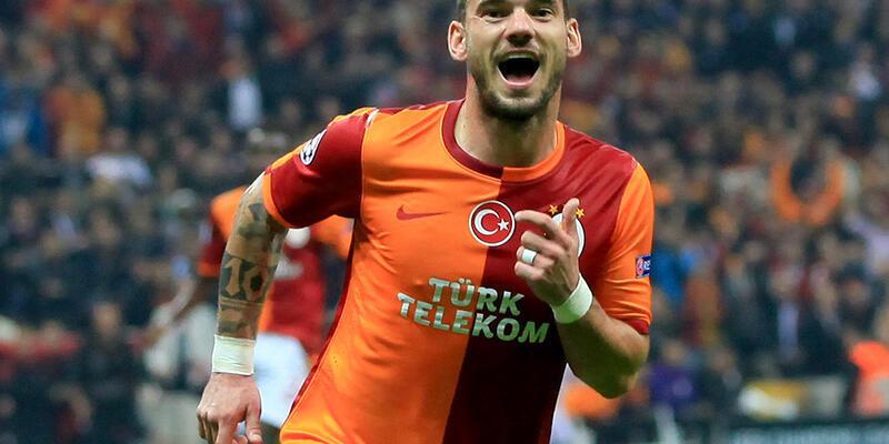 Sneijder: Volkan Demirel'i çok iyi tanıyorum