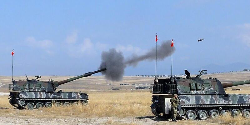 Suriye'den saldırıya hazırlanan IŞİD'çiler vuruldu