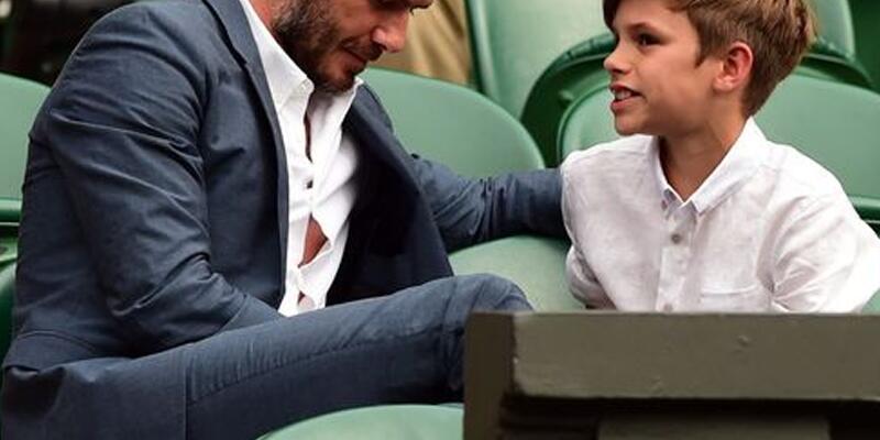 David Beckham'ın en büyük hayali...