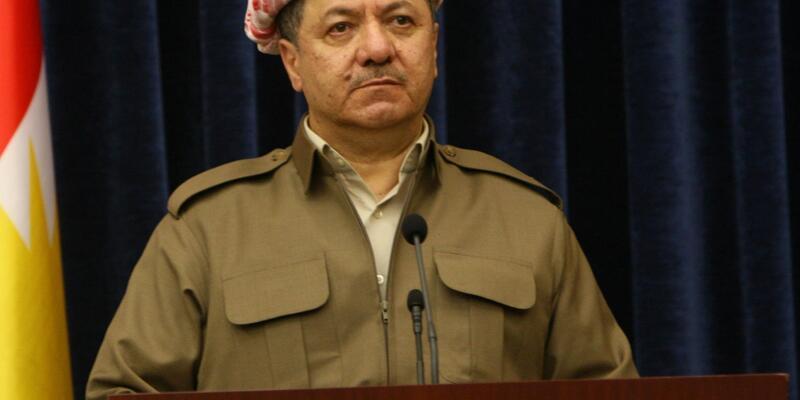 Mesud Barzani Ankara'ya geliyor