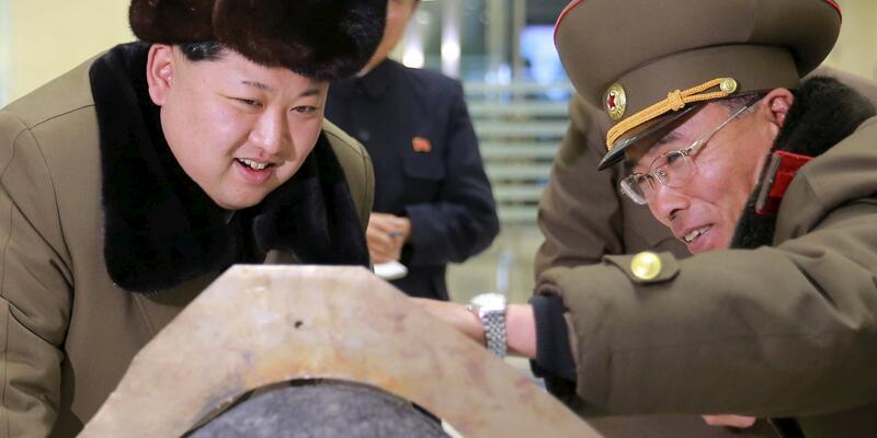 ABD'den Kim Jong-Un hakkında yaptırım kararı