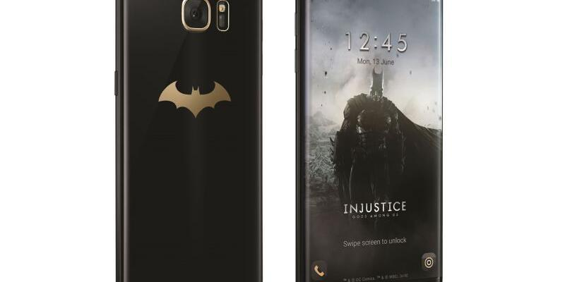 Samsung S7 Edge Batman Injustice Edition Türkiye'de