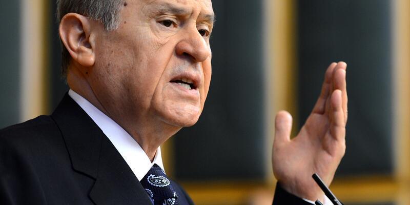 MHP Genel Başkanı Devlet Bahçeli: Kabul edilemez