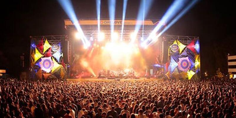One Love Festival'i iptal