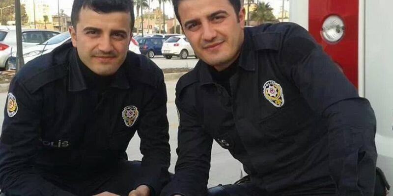 İkiz polisler şehit düştü