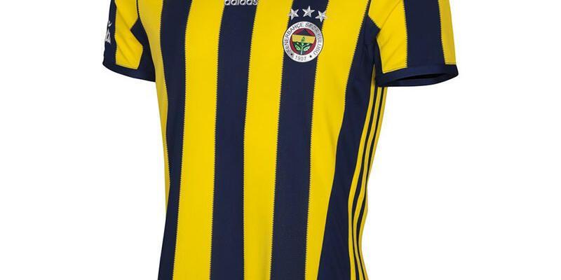 Fenerbahçe'nin yeni sezon formaları belli oldu