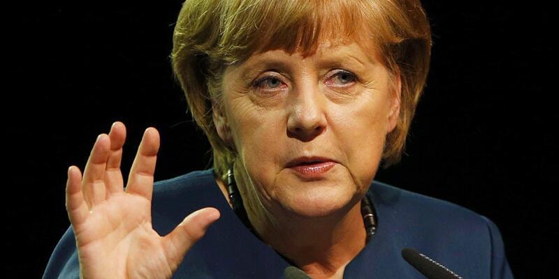 Merkel'den Erdoğan'a idam uyarısı