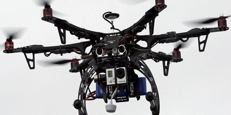 Uçaklar drone ile muayene edilecek