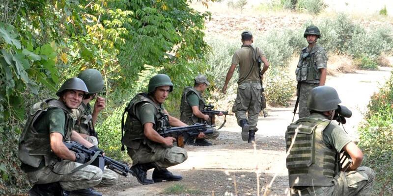 TSK'nın Amanos'daki PKK operasyonları mercek altında