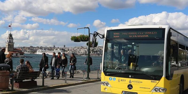 İETT'nin kadın yolcu düzenlemesi başladı