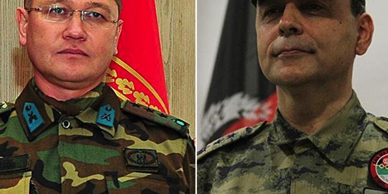 Generaller Dubai'de yakalandı