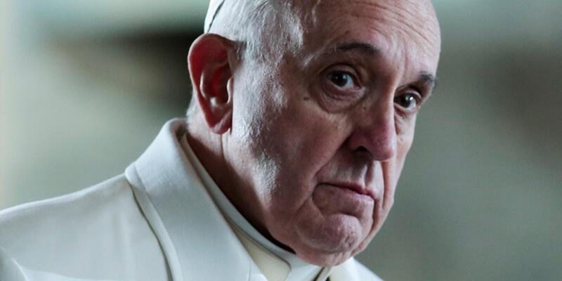 Papa'nın darbe yorumuna hükümetten yanıt geldi