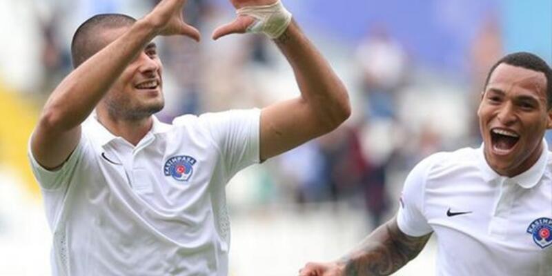 Eren Derdiyok bugün Galatasaray'a imza atıyor