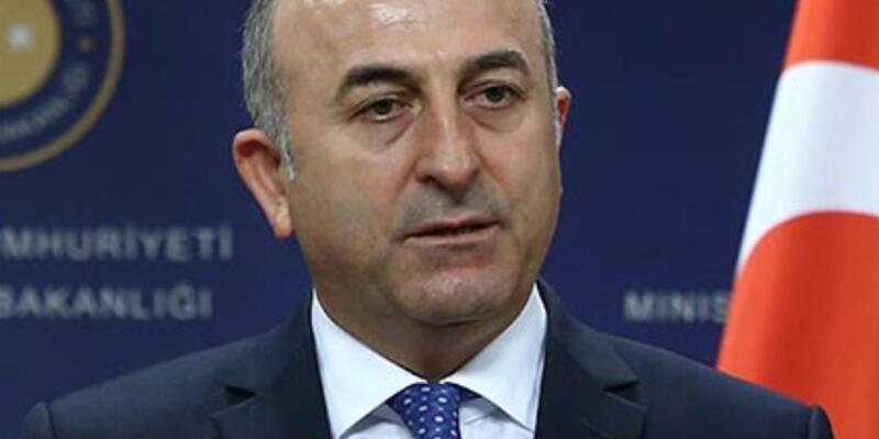 Mevlüt Çavuşoğlu, Riyad Hicab ve Enes Abde'yi kabul etti