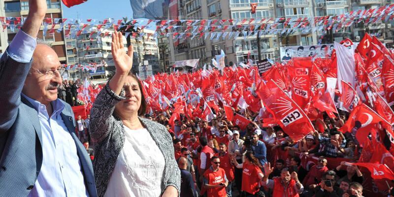 CHP'nin mitingine AK Parti ve HDP de katılıyor