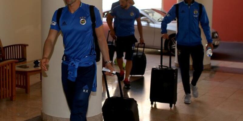 Fenerbahçe Monaco'ya ulaştı